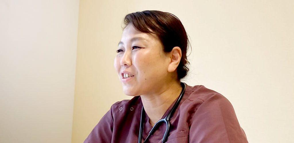 看護師-関さん